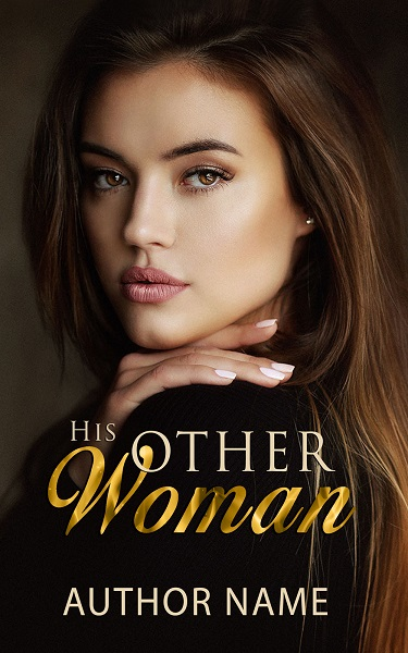 His Other Woman premade book cover - Regine Abel