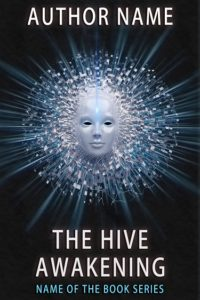 Premade book cover -Hive - Regine Abel