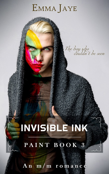 Invisible Ink by Emma Jaye